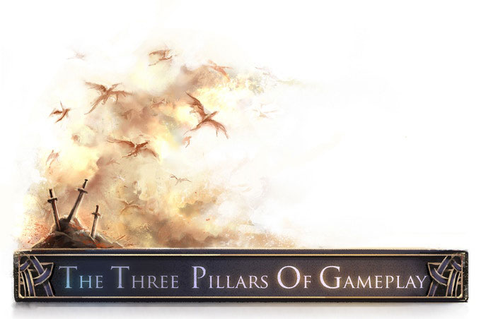 The Three Pillars of Gameplay in Camelot Unchained