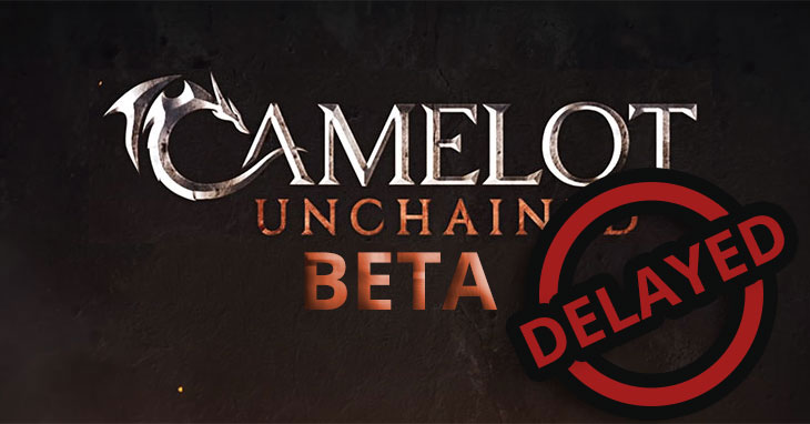 Camelot Unchained Beta Officially Delayed