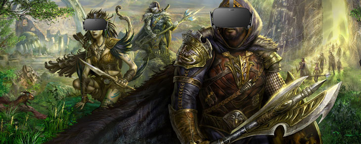 MMOs and the Their Future Use of Virtual Reality
