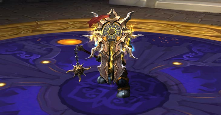 Finally Beat the Prot Paladin Mage Tower