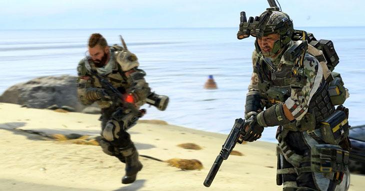 I didn't like Call of Duty Black Ops 4