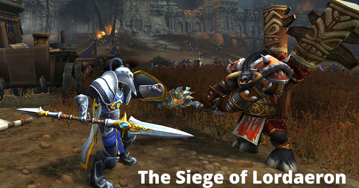 The Siege of Lordaeron Impressions