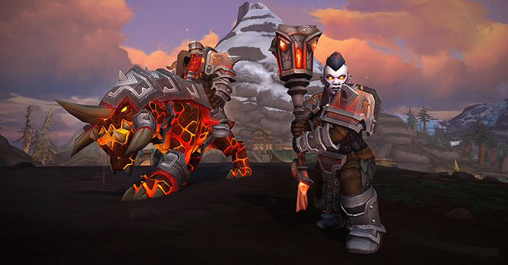 Unlocked Dark Iron Dwarves