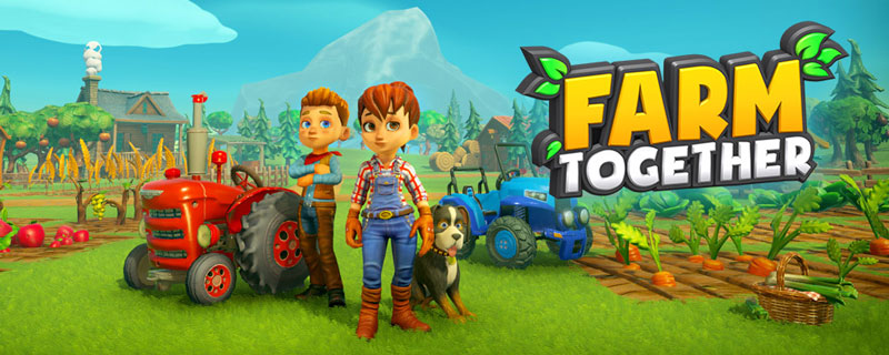 Farm Together: Fascinating Blend of Time-Gating Animal Crossing and Farm Sim