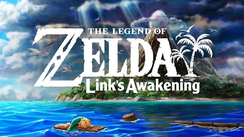 Zelda: Link's Awakening (2019 Remake)