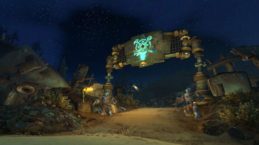 What's Coming in WoW 8.2
