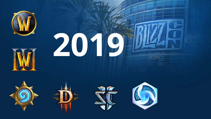 Blizzcon 2019 Expectations
